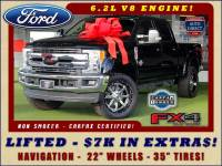 2017 Ford Super Duty F-250 Pickup Lariat Crew Cab 4x4 FX4 - LIFTED - $7K EXTRA$!
