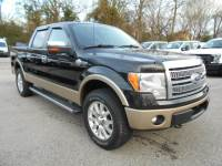 2012 Ford F-150 King-Ranch SuperCrew 5.5-ft. Bed 4WD