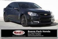 Used 2015 Chevrolet SS 4dr Sdn