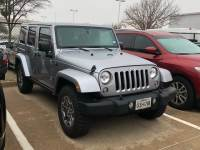 Pre-Owned 2014 Jeep Wrangler Unlimited Unlimited Rubicon SUV For Sale in Frisco TX