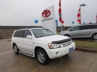 2004 Toyota Highlander Limited 4dr SUV w/3rd Row