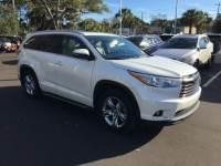 2015 Toyota Highlander Limited SUV in Charleston