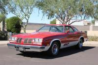 1977 Oldsmobile Cutlass Base