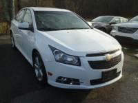2014 Chevrolet Cruze 2LT Auto 4dr Sedan w/1SH
