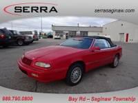 1995 Chrysler Lebaron GTC Convertible FWD