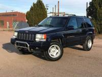 1997 Jeep Grand Cherokee 4dr Limited 4WD SUV