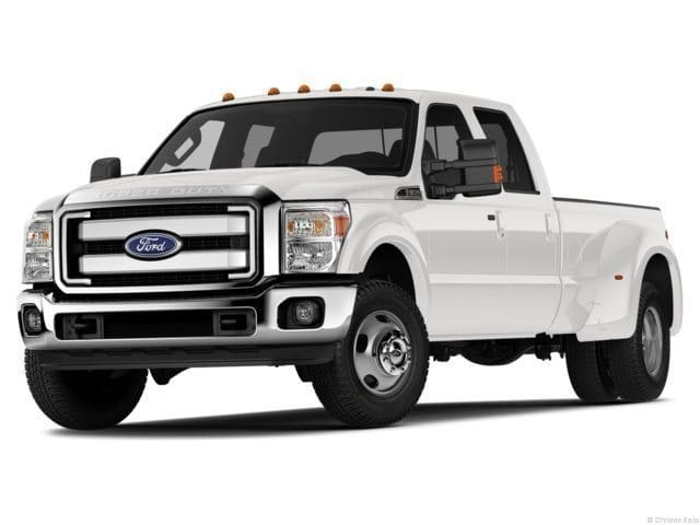 Photo Pre-Owned 2013 Ford Super Duty F-350 DRW Lariat Truck Crew Cab 8 in Fayetteville NC