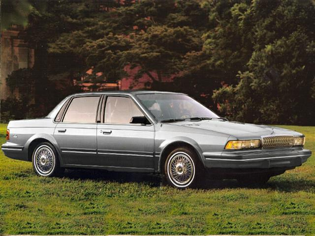 Photo 1992 Buick Century Special Edition