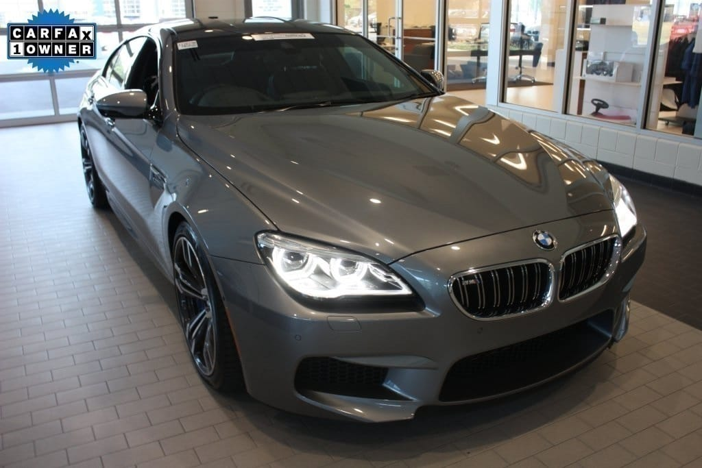 Photo Certified Used 2016 BMW M6 Gran Coupe in Toledo