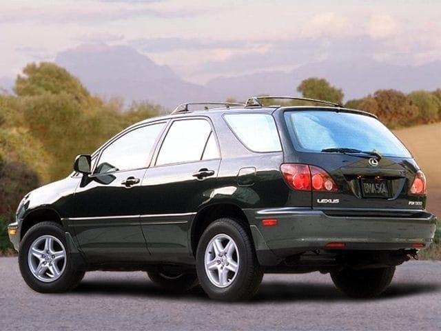 Photo 1999 LEXUS RX 300 Luxury SUV SUV
