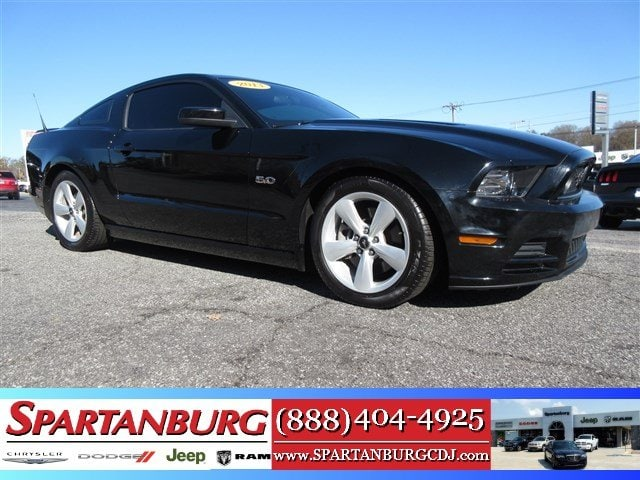 Photo 2013 Ford Mustang GT Coupe in Spartanburg