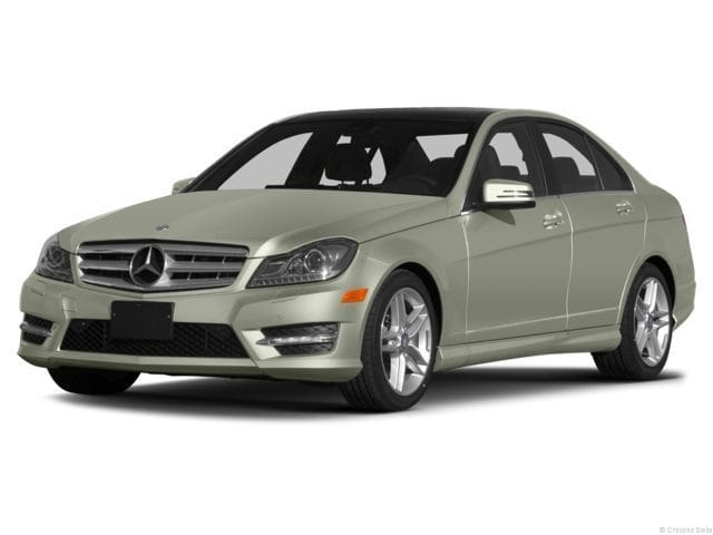 Photo Used 2013 Mercedes-Benz C-Class C 300 4MATIC in Houston