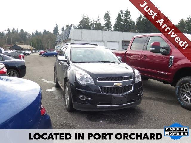 Photo Used 2014 Chevrolet Equinox LTZ for Sale in Tacoma, near Auburn WA