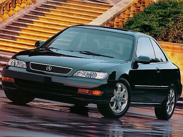 Photo Used 1998 Acura CL 3.0 Premium Package Coupe in Bowie, MD