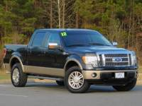 2012 Ford F-150 4WD SuperCrew 145 King Ranch