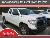 Certified Pre-Owned 2016 Toyota Tundra Double Cab 4.6L V8 6-Spd AT SR