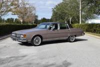 1984 Oldsmobile Ninety-Eight Regency Brougham 4dr Sedan