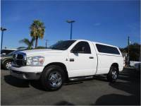 2007 Dodge Ram Pickup 2500 SLT Turbo Diesel Manual 6Spd Camper