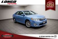 Certified Used 2013 Toyota Camry Hybrid XLE in El Monte