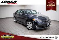 Used 2013 Toyota Camry I4 Automatic SE in El Monte