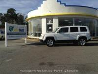 2012 Jeep Patriot 4x4 Limited 4dr SUV