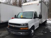 2015 Chevrolet Express Cutaway 3500 2dr 177 in. WB Cutaway Chassis w/1WT
