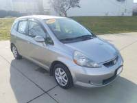 2008 Honda Fit 4dr Hatchback 5M