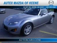 2012 Mazda MX-5 Miata Sport 2dr Convertible 6A