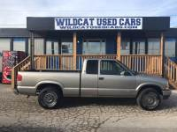 2003 Chevrolet S-10 3dr Extended Cab LS 4WD SB