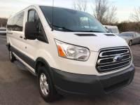 2017 Ford Transit Wagon 350 XLT 3dr LWB Low Roof Passenger Van w/Sliding Passenger Side Door