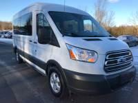 2017 Ford Transit Wagon 350 XLT 3dr LWB Medium Roof Passenger Van w/Sliding Passenger Side Door