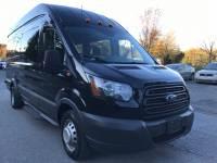 2016 Ford Transit Wagon 350 XLT HD 3dr LWB High Roof DRW Extended Passenger Van w/Sliding Side Door