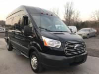 2017 Ford Transit Wagon 350 XLT HD 3dr LWB High Roof DRW Extended Passenger Van w/Sliding Side Door