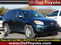 Used 2010 Toyota RAV4 4DR 4WD V6 5-SP For Sale | Serving Thorndale, West Chester, Thorndale, Coatesville, PA | VIN: 2T3BK4DV2AW029755