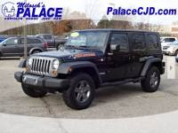 2010 Jeep Wrangler Unlimited Sport RHD SUV | Lake Orion