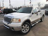 2006 Ford F-150 King Ranch 4dr SuperCrew 4WD Styleside 6.5 ft. LB
