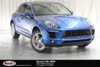 Used 2016 Porsche Macan S AWD 4dr SUV in Los Angeles, CA