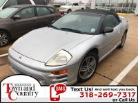 PRE-OWNED 2003 MITSUBISHI ECLIPSE GTS FWD 2D CONVERTIBLE