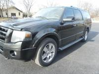 2009 Ford Expedition EL 4x4 Limited 4dr SUV
