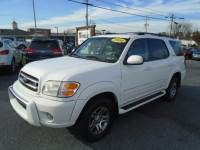 2004 Toyota Sequoia Limited 4WD 4dr SUV
