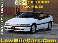 1990 Mitsubishi Eclipse GS Turbo 2dr Hatchback