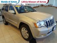 Used 2010 Jeep Grand Cherokee Limited in Ames, IA