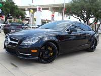 Used 2014 Mercedes-Benz CLS For Sale in San Antonio TX | WDDLJ7DB1EA118998