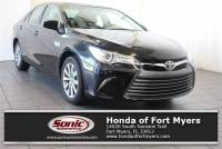 2015 Toyota Camry XLE 4dr Sdn I4 Auto Natl in Fort Myers