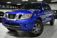 2013 Nissan Frontier 4x2 S 4dr Crew Cab 5 ft. SB Pickup 5A