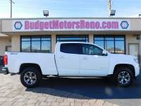 2015 Chevrolet Colorado 4x4 Z71 4dr Crew Cab 6 ft. LB