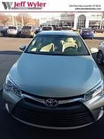 2015 Toyota Camry Sedan LE