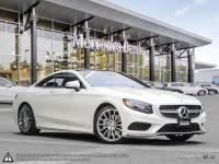 Certified Used 2016 Mercedes-Benz S550 4MATIC 2-Door Coupe
