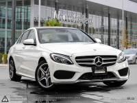 Certified Used 2015 Mercedes-Benz C300 4MATIC 4-Door Sedan