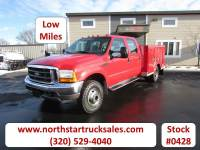 Used 2000 Ford F-350 Service Utility Truck